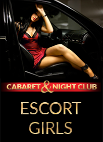 Escort service girls night club Prague