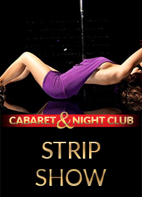Strip show, striptease night club Prague