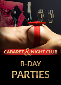 B-Day party night club Prague