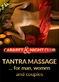 Tantra massages Prague