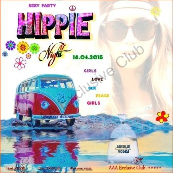 * Hippie Night * 16.04.2015 - foto č. 1