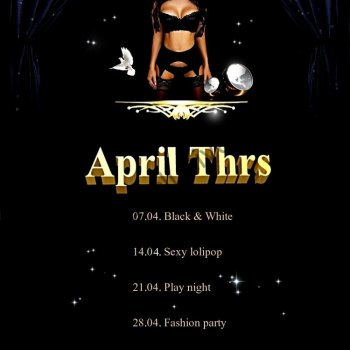 Themed Thursdays for the month of April - foto č. 1
