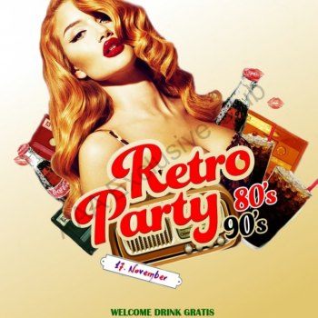 17.11 . RETRO NIGHT - foto č. 1
