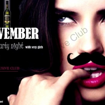 24.11. MOVEMBER PARTY NIGHT - foto č. 1