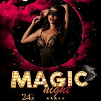 Magic night 24.11.2017 - foto č. 1
