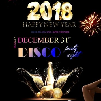 PARTY NEW YEAR 2018 ★ DEC 31  - foto č. 1