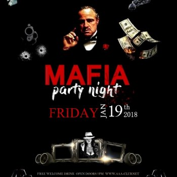 19.01.2018 ✨ MAFIA NIGHT ✨ - foto č. 1