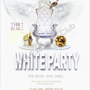 White sexy night 25.10.2018