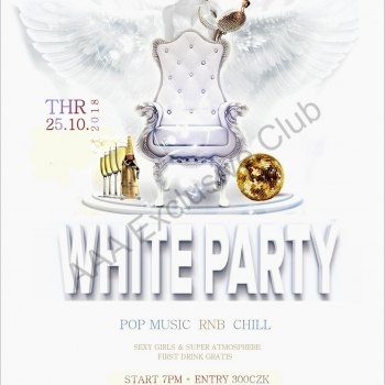White sexy night 25.10.2018 - foto č. 1