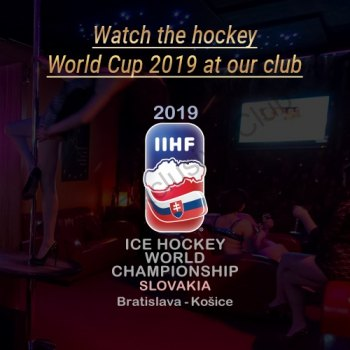 Watch the hockey World Cup 2019 at our club - foto č. 1