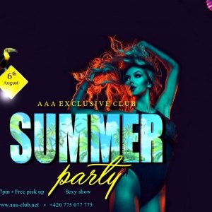 Summer party 6.8.2020